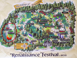 PhoenixFire Designs at 2015 Bay Area Renaissance Festival Map St. Paddy's Day Weekend March 14th & 15th St. Paddy's Day Shamrocks and Shenanigans wire wrapped tree of life pendants, celtic jewelry, irish music, irish pub, beer and more!