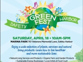 Green Fest Safety Harbor, Florida Saturday April 18th 10am-5pm celebrating Earth Day and featuring handmade wire wrapped tree of life pendants and wire wrapped jewelry by PhoenixFire Designs of etsy!