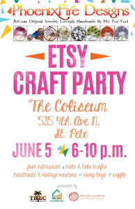 Etsy Craft Fair St Pete