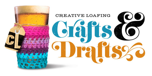 2nd Annual Creative Loafing Crafts & Drafts Saturday November 21, 2015 St. Petersburg Shuffleboard Club