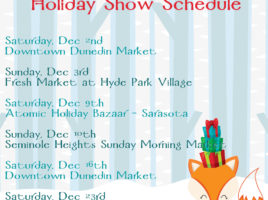 http://www.phoenixfiredesigns.com/blog/2017/12/phoenixfire-designs-holiday-market-schedule/